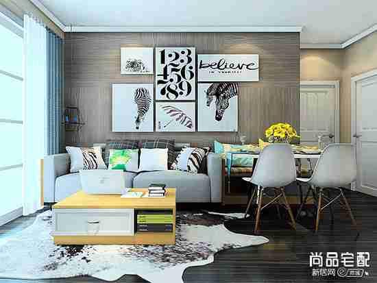欧式客厅手绘怎么选购?
