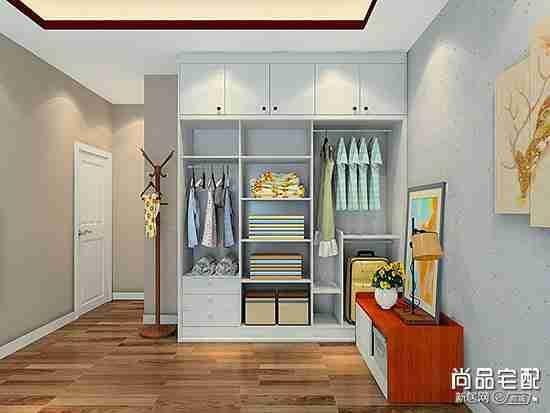卧室衣柜挂衣设计有哪些