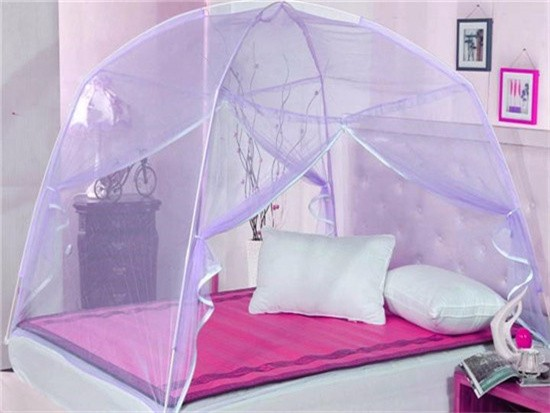 蒙古包蚊帐上铺可以用吗