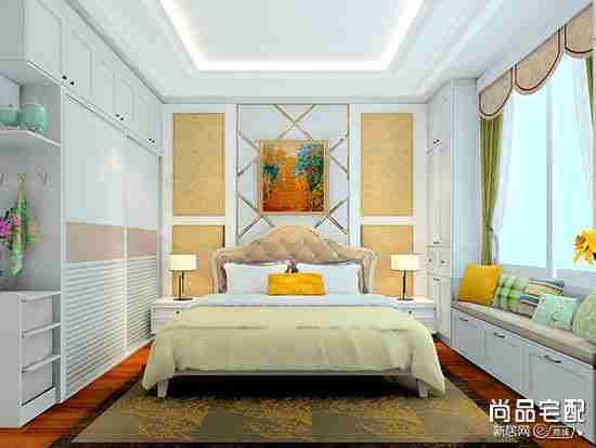 卧室风格装修