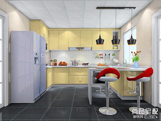厨房集成吊顶的高度