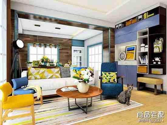 布艺单人休闲沙发买哪种风格的比较好?