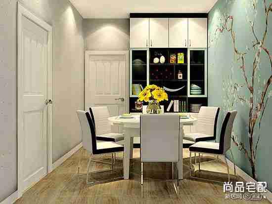客厅餐厅改造方案有哪些可以参考?