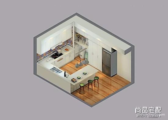 厨房地面铺什么瓷砖好