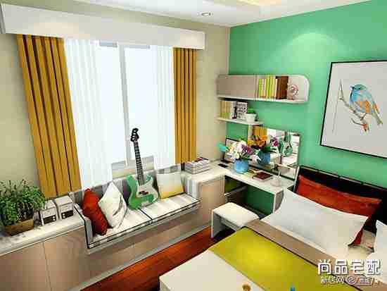 装修设计储物收纳卧室哪里有好的收纳空间