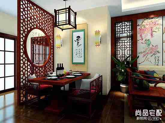 中式餐厅天花怎么弄比较好看