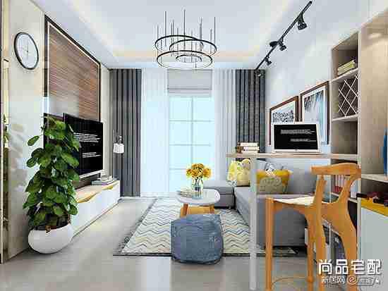 客厅小地毯有哪些风格?