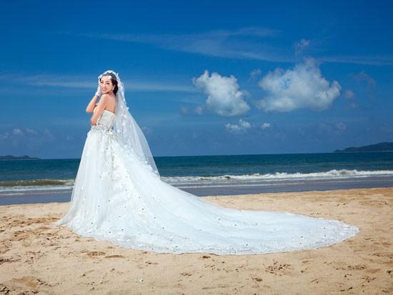 定制婚纱价位是多少