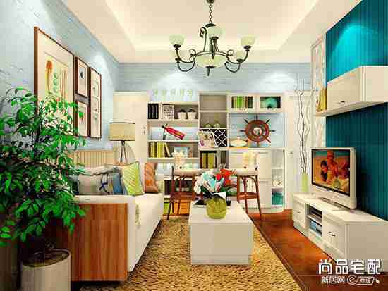 沙发旁吧台怎么设计比较好?
