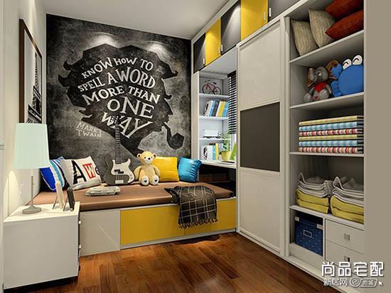 儿童房榻榻米书桌衣柜好不好?怎么选购?