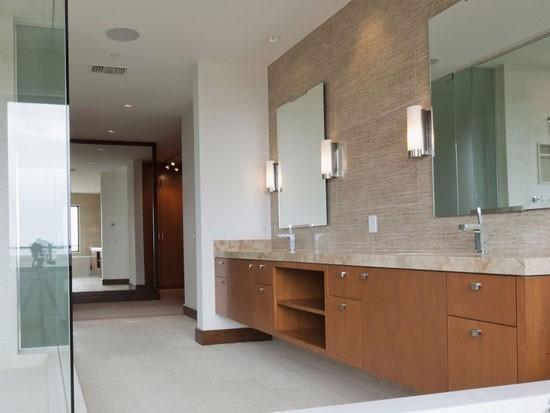 九牧欧式浴室柜图片欣赏