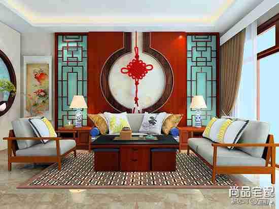 客厅油画怎么布局比较好