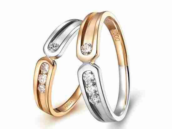 钻石的婚戒能换吗