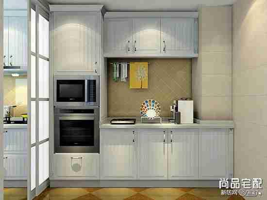 不锈钢厨房置物柜图片欣赏