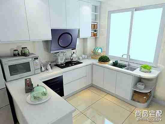 开放式厨房客厅装修怎么做