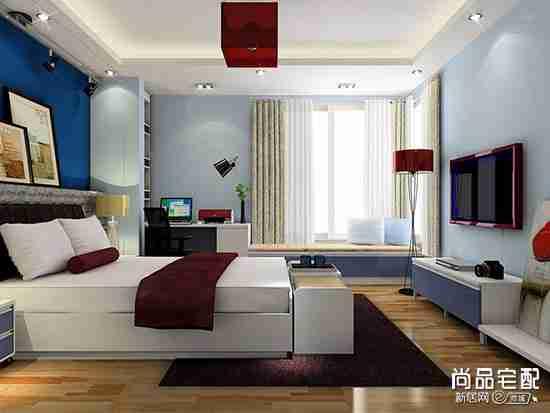 卧室选什么颜色窗帘比较好