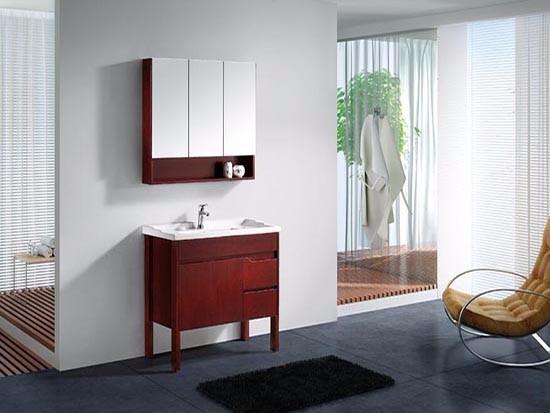 陶瓷盆橡木浴室柜好吗