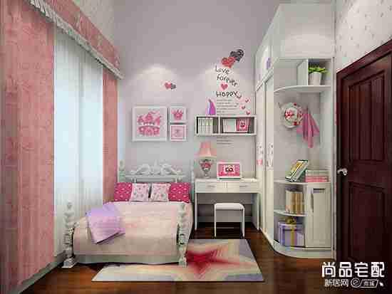 儿童房装修颜色注意事项有哪些