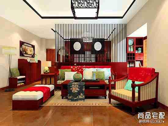 现代中式简约布艺沙发好吗