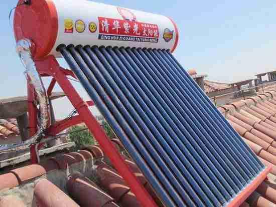 格力有太阳能热水器吗