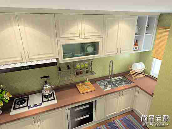 厨房窗帘装修效果图欣赏