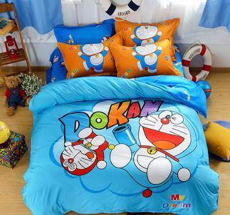 儿童卡通床单