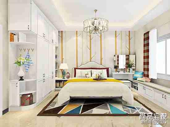 卧室贴pvc墙纸好吗