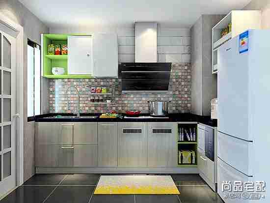 迷你厨房装修效果图欣赏