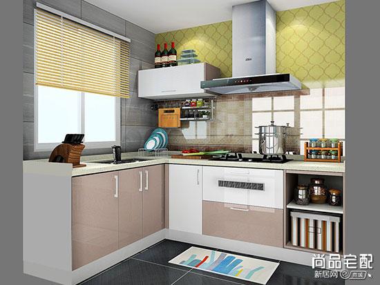 厨房装修什么颜色好