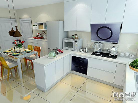 厨房台面怎么设计