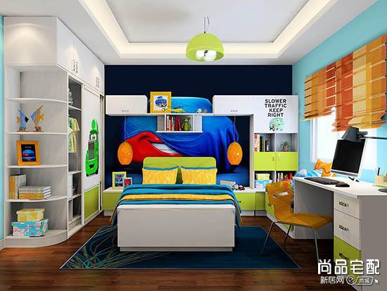 小儿童房怎么装修