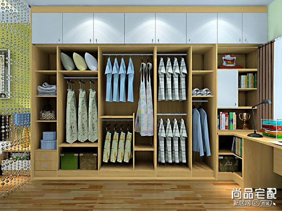 环保的整体衣柜品牌