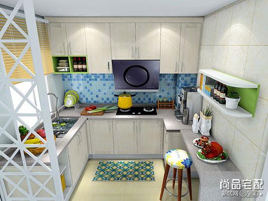 9平米厨房吧台怎么样设计