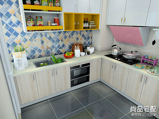 6平方厨房装修要多少钱