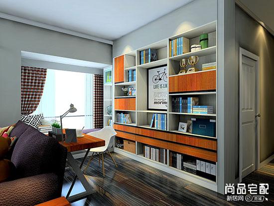 客厅书房装修