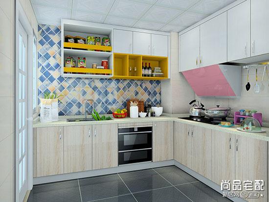 厨房装修案列