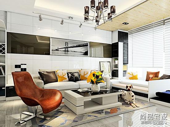 客厅简约风格